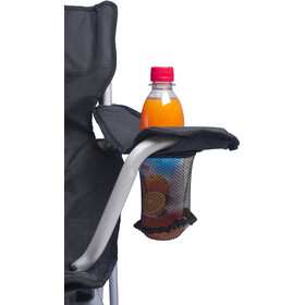 Basic Nature Comfort Travelchair, czarny
